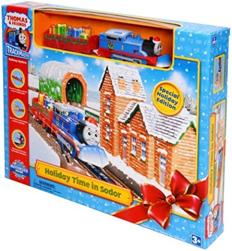 Thomas and Friends Holiday Time in Sodor Set by Hit Toy