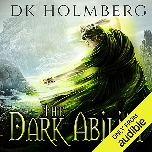 The Dark Ability audiobook cover art