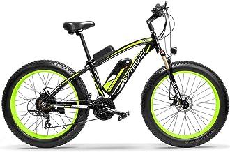 Extrbici XF660 - Neumático de Freno de Disco eléctrico para Bicicleta de montaña (1000 W, 48 V)