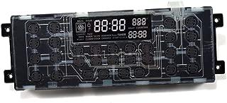 316650001 Range Oven Control Board and Clock Genuine Original Equipment Manufacturer (OEM) Part White