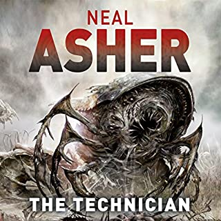 The Technician                   By:                                                                                                                                 Neal Asher                               Narrated by:                                                                                                                                 Peter Noble                      Length: 16 hrs and 35 mins     5 ratings     Overall 4.6