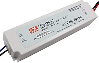 MeanWell LPV-100-12 voeding 100W 12V 8.50A voor LED IP67