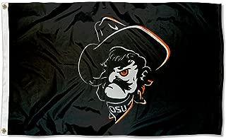 OSU Cowboys Pistol Pete Mascot College Flag