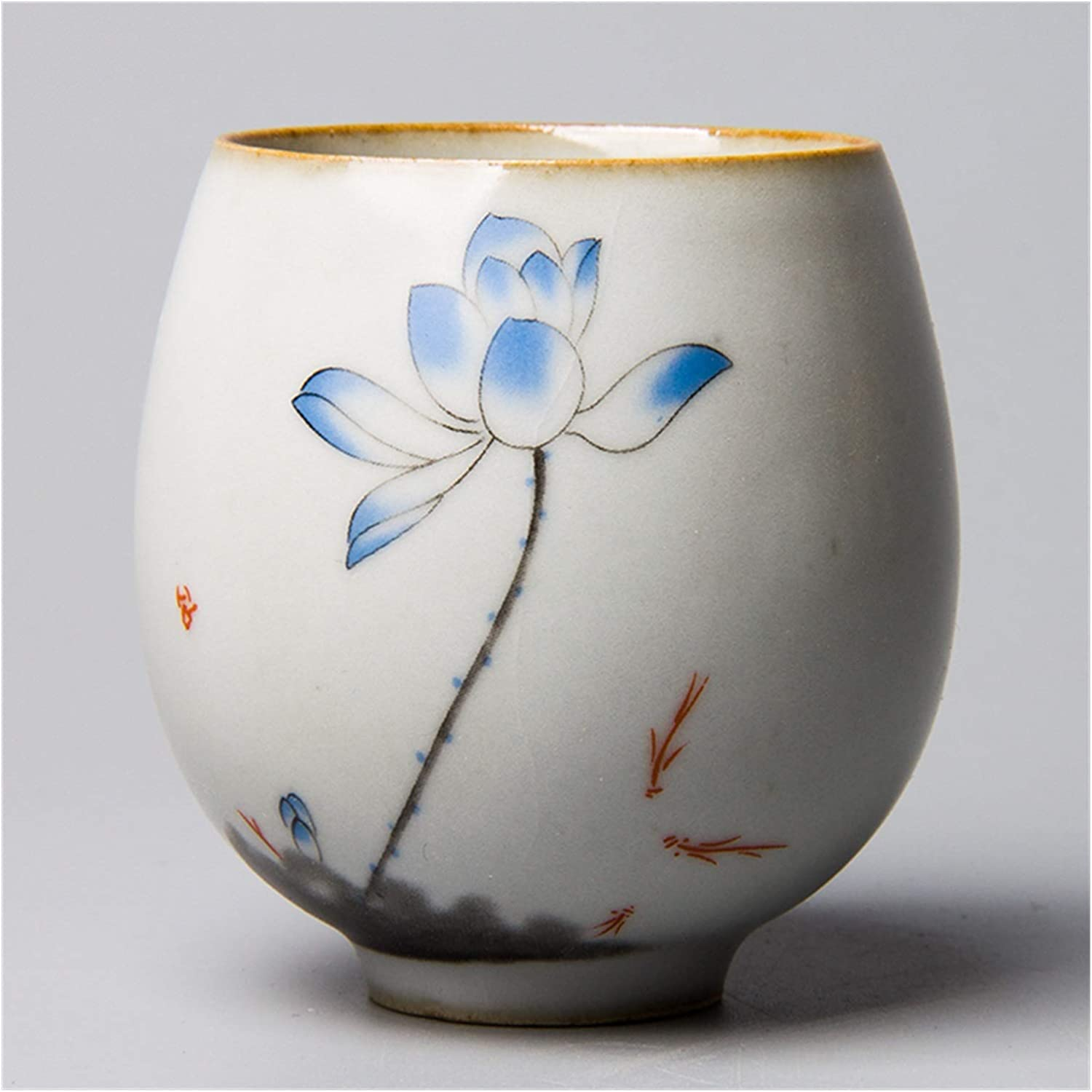DUOWEI Max 51% OFF Ceremonial Chawan Cup Chinese Japanese Cups Porcelain Tea OFFer
