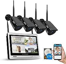 antracita 4 pulgadas LCD monitor türsprechanlage timbre video telefonillo