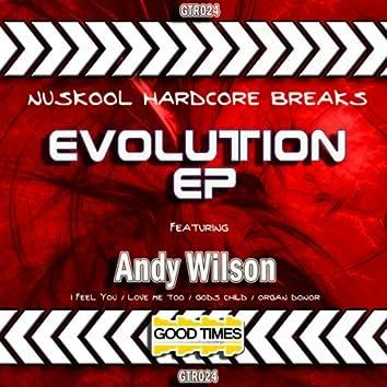 The Evolution EP