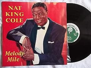 NAT KING COLE Melody Mile vinyl LP