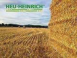 HEU-HEINRICH® 6 x 1kg Bio – Stroh – weiches Einstreu für Ihr Heimtier - 4