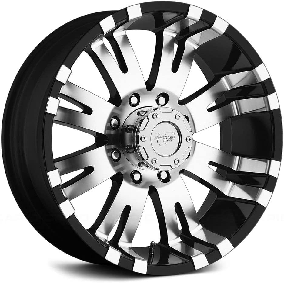 Pro Comp Series 01 17 Machined Black Max 54% Max 72% OFF OFF 0mm 6x5.5 Rim a with Wheel