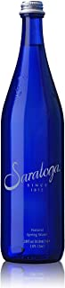 Saratoga Natural Spring Water - 28 oz. (Non-Carbonated, Pack of 12)