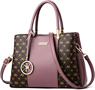 Women Purses and Handbags Top Handle Satchel Shoulder Bags Messenger Tote Bag for Ladies
