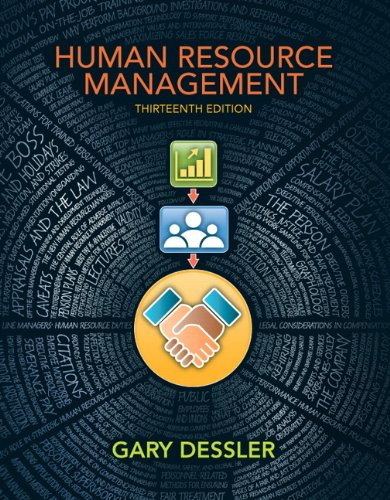 Human Resource Management (13th Edition)