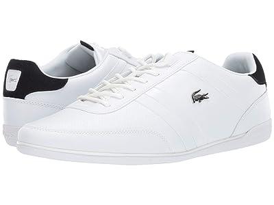 Lacoste Giron 119 1 U CMA (White/Black) Men