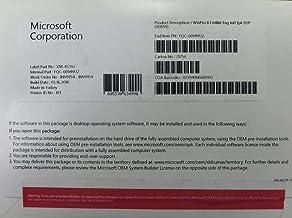 Microsoft Windows 8.1 Pro 64-Bit