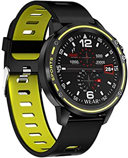 YZY Pulsera Actividad,Rastreador de Actividad de Pulsera Impermeable y podómetro del Monitor de presión Arterial de Ritmo cardíaco, Reloj de Pulsera Deportivo Inteligente - Modo de Espera Largo