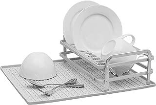 ta da TDPRSMLG Dish Rack, One Size, Light Grey