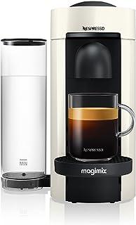 Nespresso Vertuo Plus Coffee Machine, White