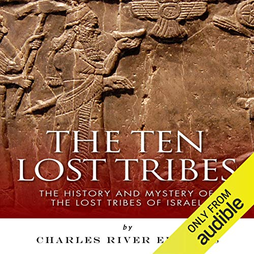 The Ten Lost Tribes cover art