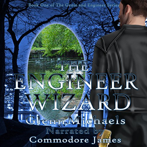 The Engineer Wizard audiobook cover art