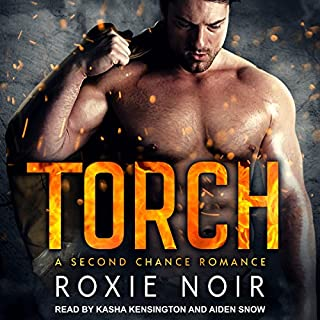 Torch audiobook cover art