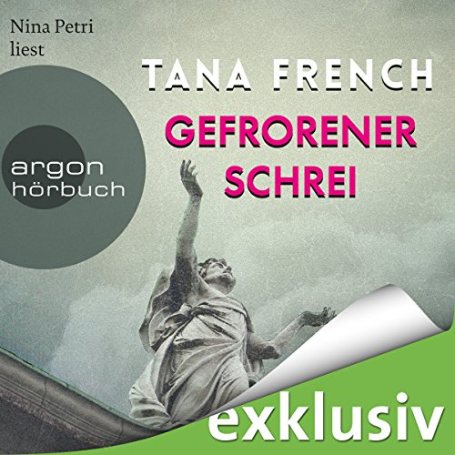 Gefrorener Schrei audiobook cover art