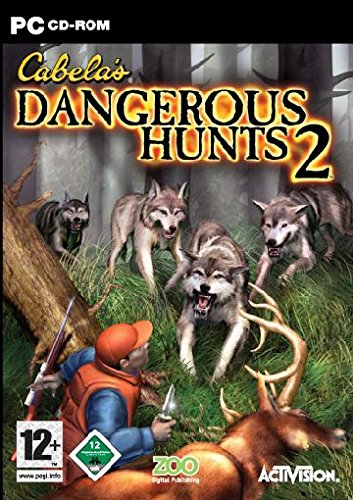 Activision Cabela's Dangerous Hunts 2, PC - Juego (PC)
