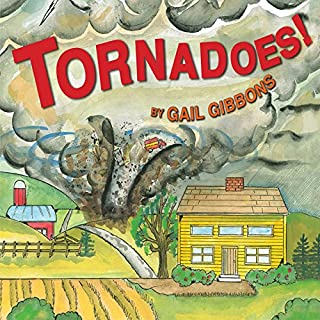 Tornadoes! audiobook cover art
