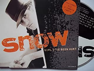 Snow - Girl I've Been Hurt - EastWest Records America - A8417CD, EastWest Records America - 7567-96045-2