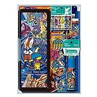ショウワノート ポケットモンスター ギフトセット クリスタルケースタイプ 950729M02