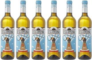 Descomunal Verdejo - 6 Botellas de 750 ml - Total: 4500 ml