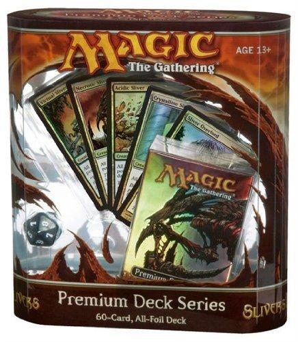 Magic: The Gathering Premium Deck Slivers