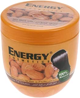 Energy Cosmetics Almond Hair Mask, 500ml