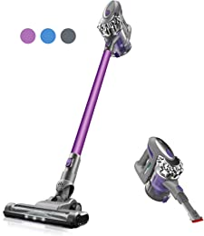 Top 3 Cordless Stick Vacuum Cleaners