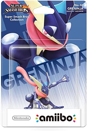 Greninja No.36 amiibo (Nintendo Wii U/3DS)