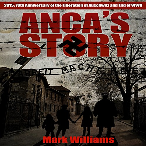 Anca's Story audiobook cover art