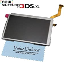 ValueDeluxe NEW Nintendo 3DS XL 2015 Top / Upper Display LCD Replacement Fix Repair Part