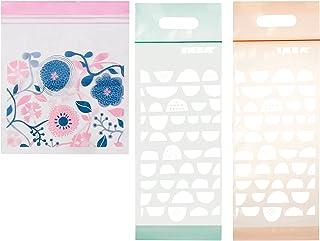 IKEA(イケア) 【セット品】ジッパー付きプラスチック袋 40枚 ブロムブケット(1L)+べコスタ(2L)
