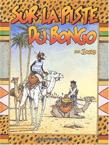 Sur la piste du bongo