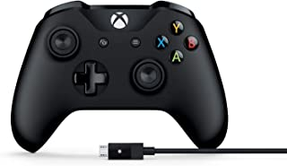 MICROSOFT 4N6-00003 Xbox ONE Wired PC Controller USB Windows, Retail Box (Black)