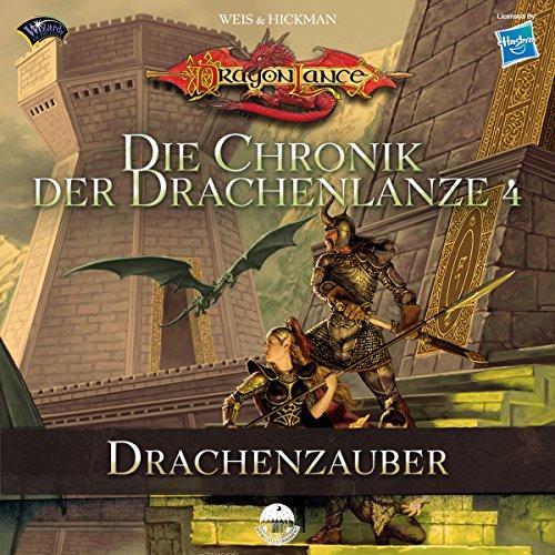 Drachenzauber (Die Chronik der Drachenlanze 4) Titelbild