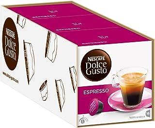 Nescafe Dolce Gusto Espresso Coffee Capsules - 3X96 gm
