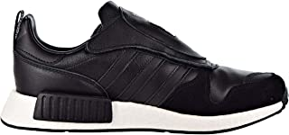 adidas Micropacer x R1 Mens in Core Black/Utility Black/Solar Red, 9