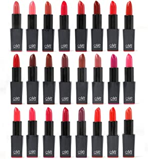 24 Colores Profesional Mate Pintalabios de Maquillaje Larga Duracion para Niñas por ESAILQ A