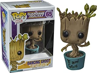 Funko Pop Marvel's Guardians of the Galaxy Dancing Baby Groot in 'I Am Groot' Pot Figure 65