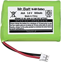 Mr.Batt 900mAh Replacement Battery for Motorola Baby Monitor MBP33 MBP33S MBP33PU MBP36 MBP36PU