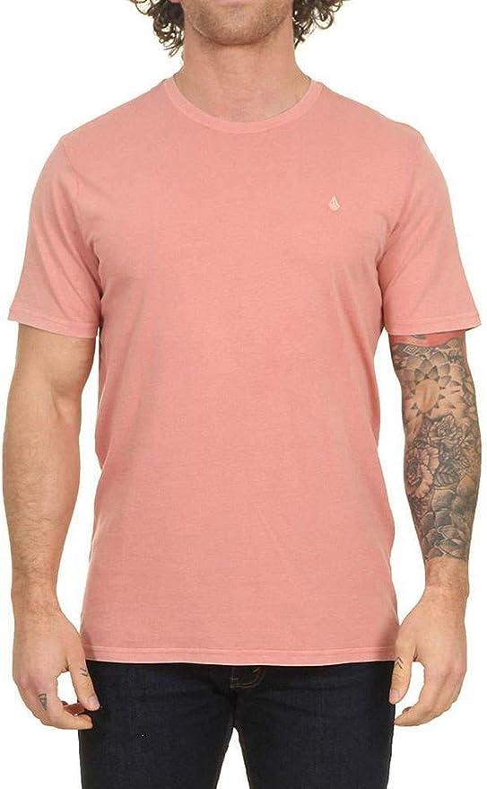 Camiseta Hombre Volcom Solid Stone Emb S//S tee