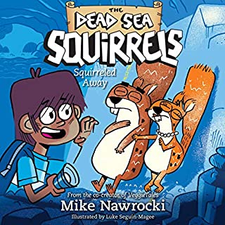 Squirreled Away     The Dead Sea Squirrels, Book 1              Written by:                                                                                                                                 Mike Nawrocki                               Narrated by:                                                                                                                                 Mike Nawrocki                      Length: 42 mins     Not rated yet     Overall 0.0