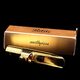 Paititi Gold Plated Tenor Saxophone Mouthpiece #7