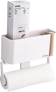 AMELY DESIGN© – Étagère Magnétique pour Réfrigérateur – Organisateur de Rangement pour Cuisine – Support Aimanté pour Frig...