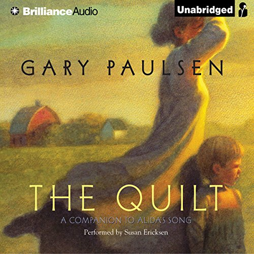 The Quilt audiobook cover art